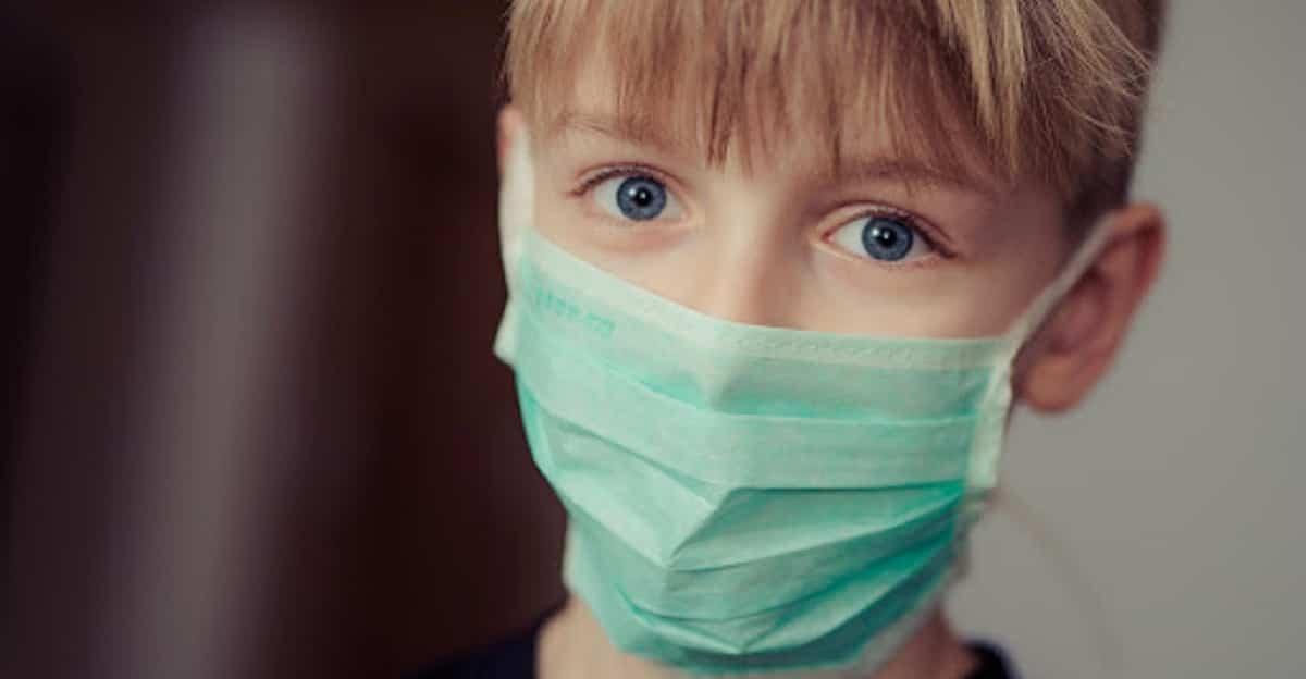 Coronavirus: i bambini devono indossare le mascherine?