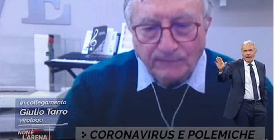 virologo tarro coronavirus