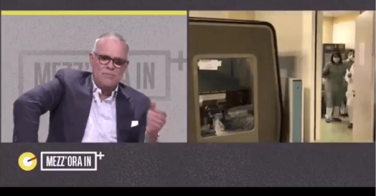 """Zangrillo: """"Basta virologi a terrorizzare la gente in Tv. Il virus clinicamente non esiste più"""""""