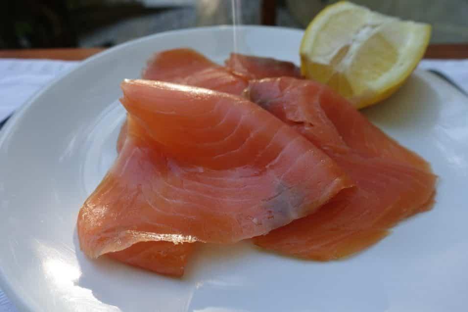 salmone affumicato Starlaks listeria
