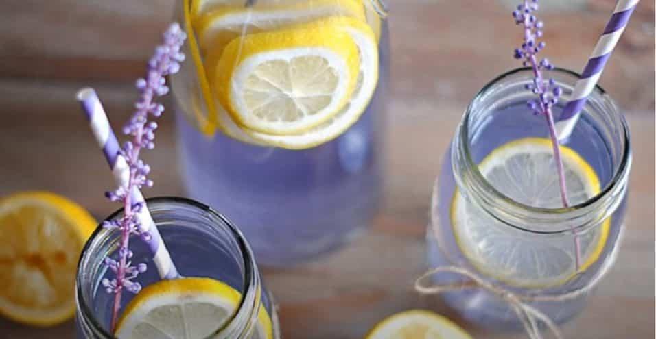 limonata alla lavanda mal di testa