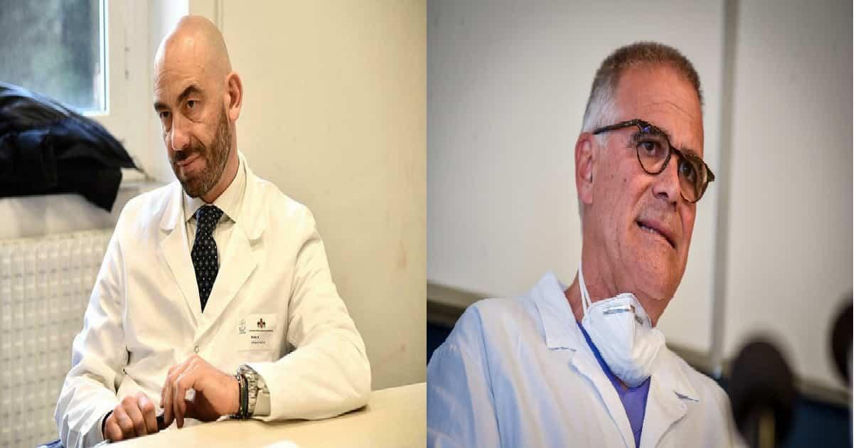 Terapie intensive: Zangrillo e Bassetti smontano le balle dei media