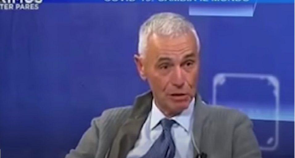 Giorgio Palù asintomatici non contagiosi
