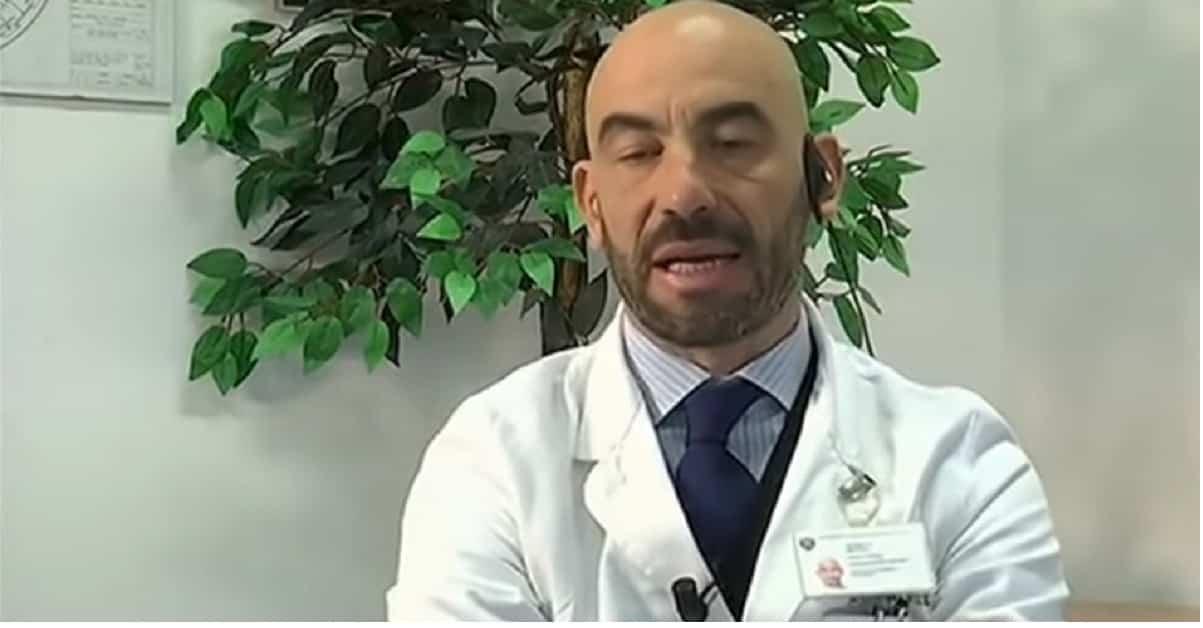 Bassetti: avere la febbre non vuoldire sempre avere il covid. Come bisogna comportarsi