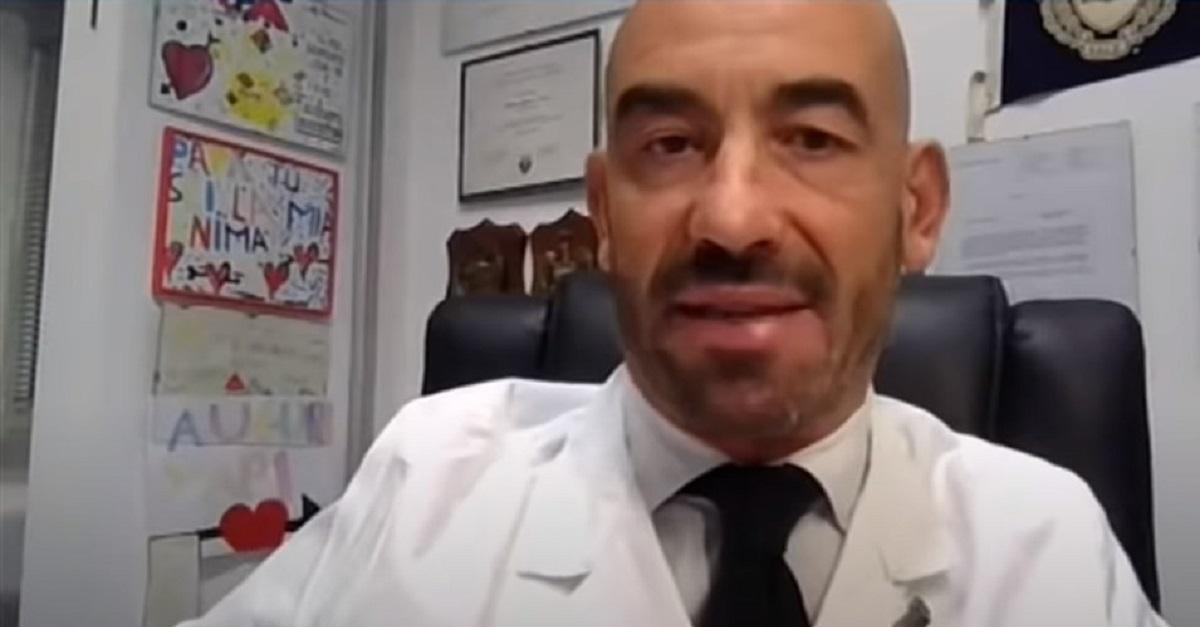 """Bassetti: """"Malattia covid gestibile e letalità azzerata, basta terrorismo"""""""
