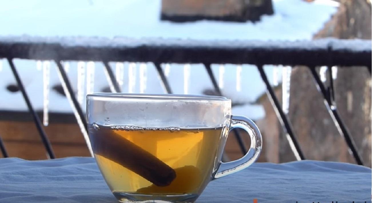 tè alla cannella per dimagrire