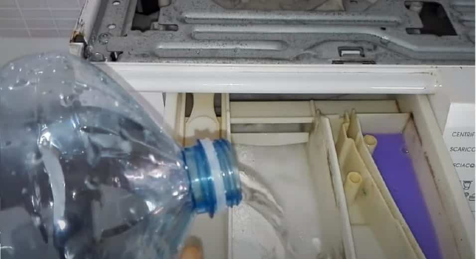 Vaschetta lavatrice ingrediente
