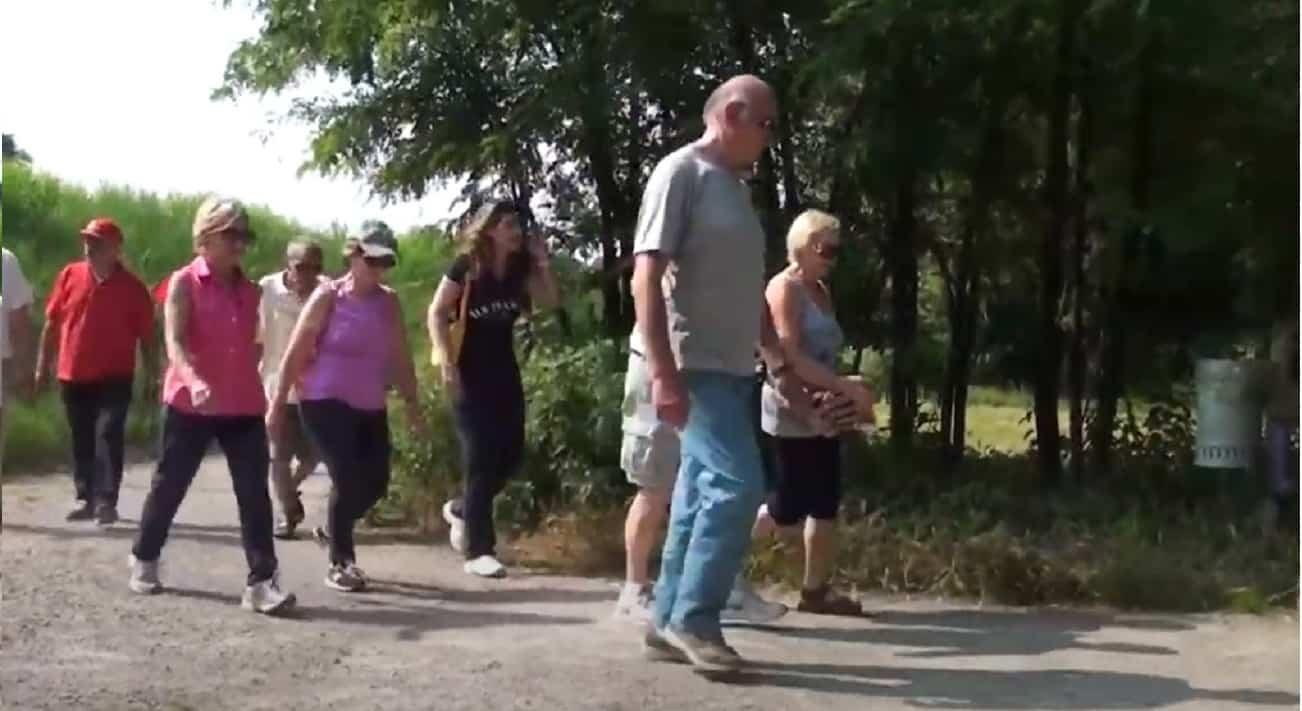 Camminare abbassa il colesterolo