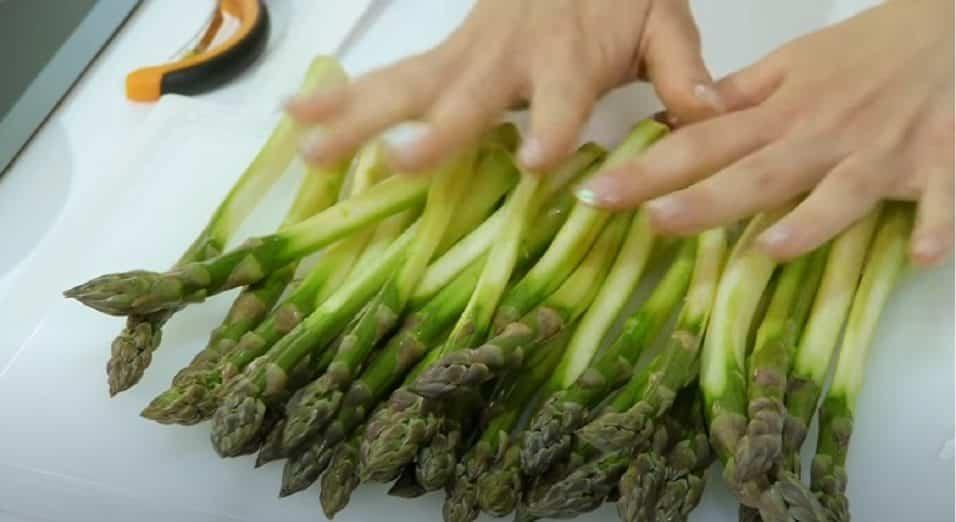 Come cucinare asparagi freschi