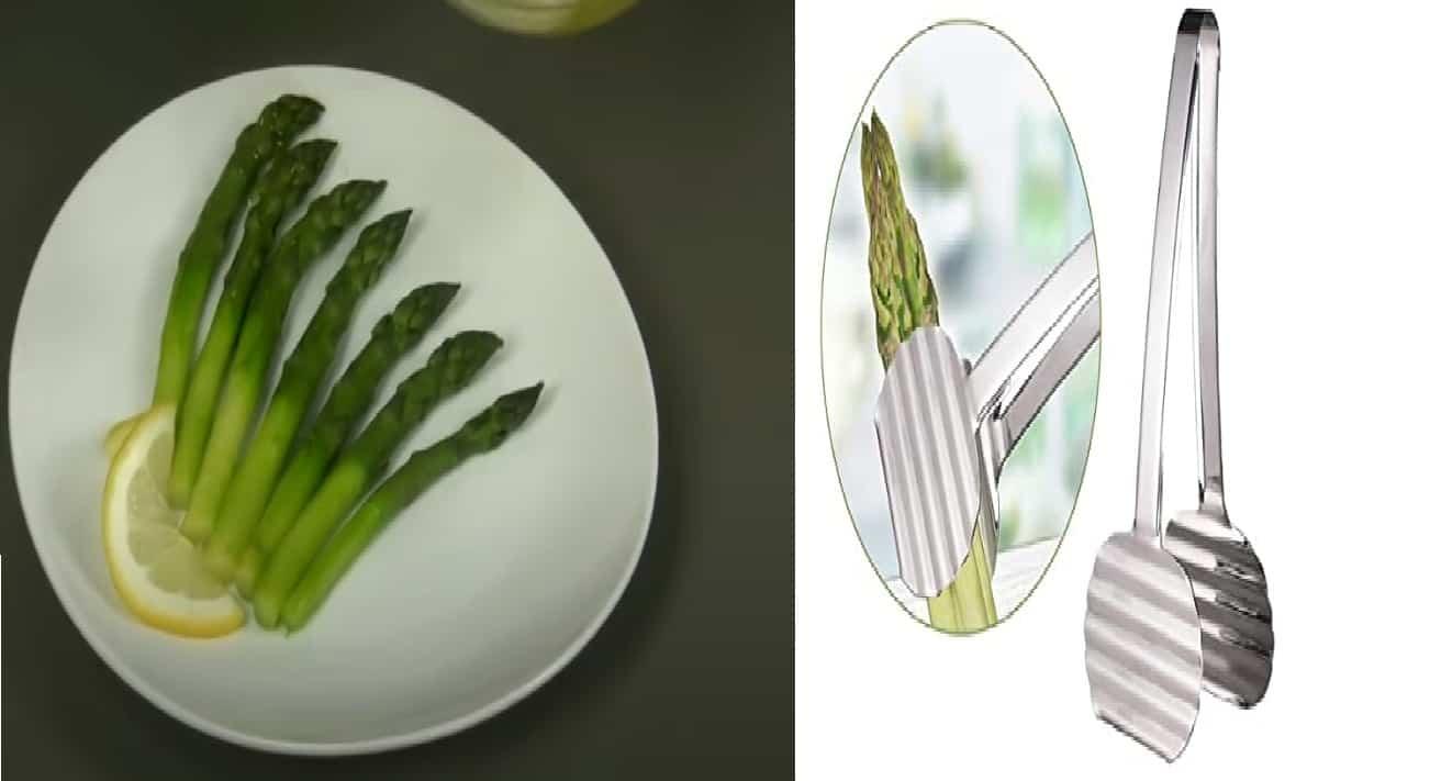 Pinza per asparagi